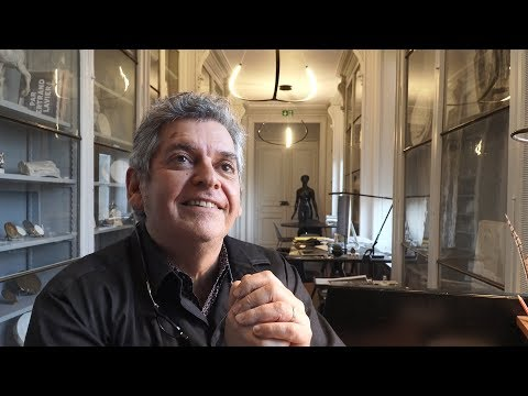Entrevue avec Joaquin Jimenez