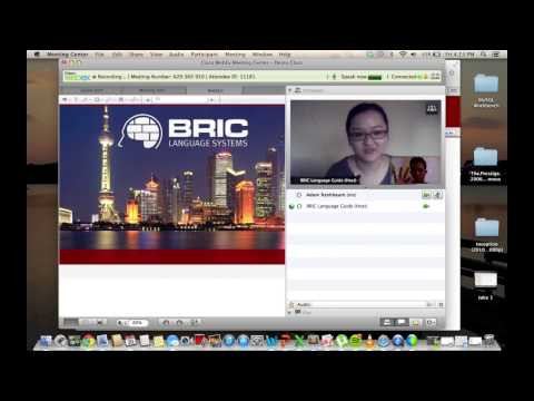 Product Demo - See How BRIC Helps You Learn A Language