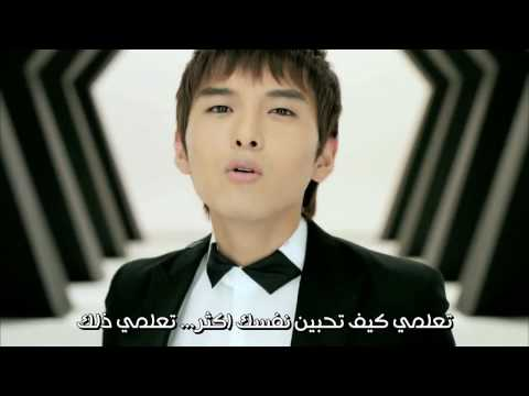 Super Junior M Super Girl Korean Ver {Arabic Sub}
