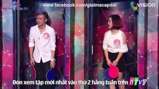 [Gameshow] Giải Mã Cặp Đôi (SS2) - Tập 13   Phạm Trưởng Xin Lỗi Vợ Bằng Cách Này