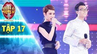 Giọng ải giọng ai 2 | tập 17: Trà My Idol gỡ gạc danh dự khi chọn song ca cùng Nghệ sĩ thổi sáo