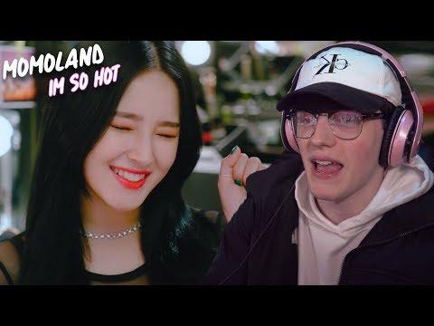 MOMOLAND I'm So Hot MV Reaction! (모모랜드)