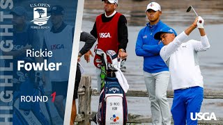 2019 U.S. Open, Round 1: Rickie Fowler Highlights