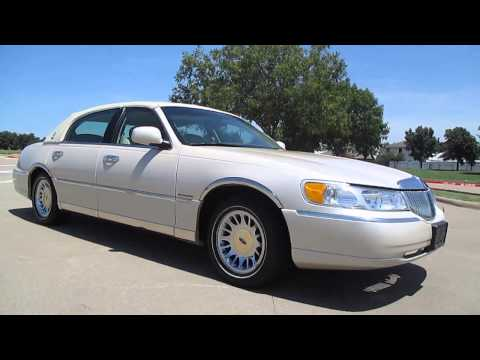 2000 Lincoln Towncar On 22s Videomoviles Com