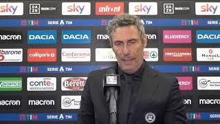 UDINESE-SAMPDORIA 0-1 I 16 MAGGIO 2021 I Intervista post partita GOTTI