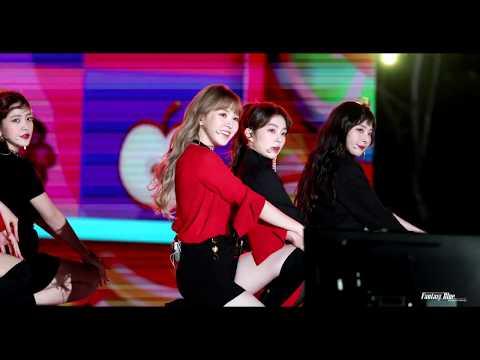 [Fancam/Red Velvet/Wendy]171029 BOF파크코서트 빨간맛 (Red Flavor)