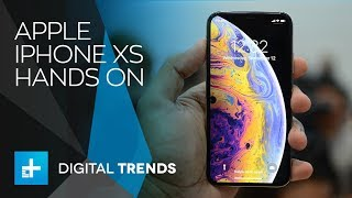 Apple iPhone XS - Hands On