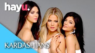The Kardashian Cosmo Anniversary Cover Shoot | Keeping Up With The Kardashians
