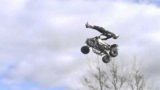 Freestyle en quad