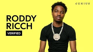 """Roddy Ricch """"Start Wit Me"""" Official Lyrics & Meaning   Verified"""