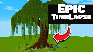 Minecraft Omega Tree Timelapse