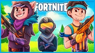 THE COOLEST 10 YEAR OLD KID in Fortnite: Battle Royale! (Fortnite Funny Moments & Fails)