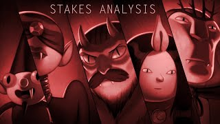 The Vampires, Marceline, and Tarot – Stakes Miniseries Analysis (Adventure Time)
