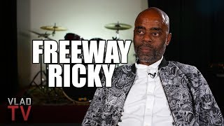 Freeway Ricky: Mexican Gangsters Can't Share Cell w/ Blacks, Different Structure (Part 13)