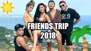 Hawaii Vlog 2018 | FRIENDS TRIP