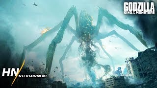 Scylla, The Spider Titan Explained | Godzilla: King of the Monsters