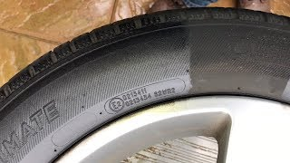 A Tyre / Tire Dressing That Lasts 6 Months! - Black Pearl Trim & Tire Armour
