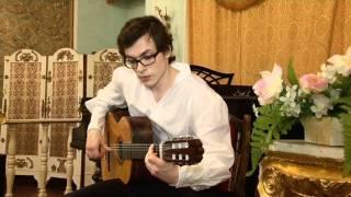 Романсы, песни советских композиторов и гитара