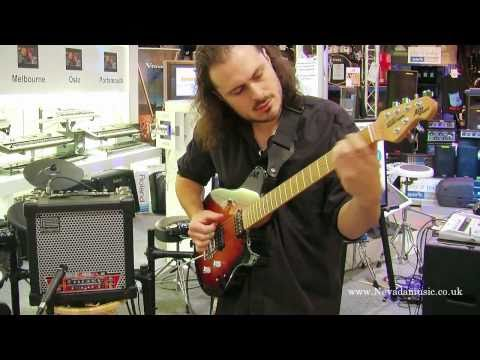 Roland Cube 40 XL Series Amps - Alex Hutchings @ Nevada Music UK