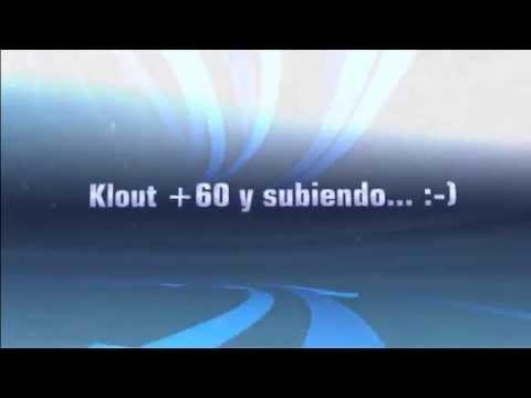 Klout superior a 60 en Desafio Klout (2ª parte)