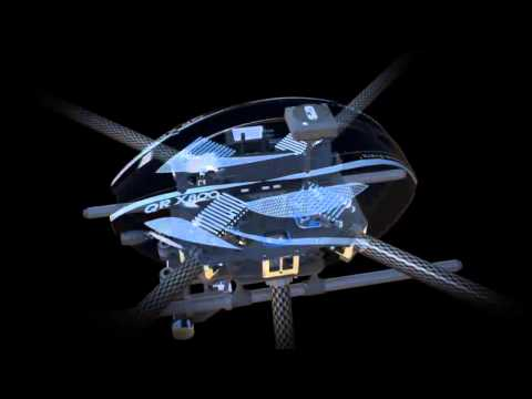Walkera QR X800 Professional Aerial Photography! ...
