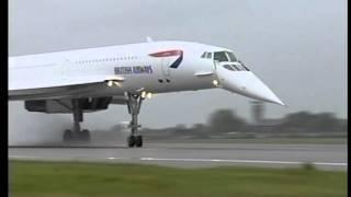 Concorde test Flight