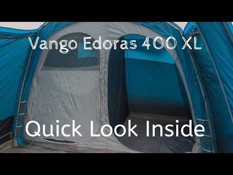 video Vango Edoras