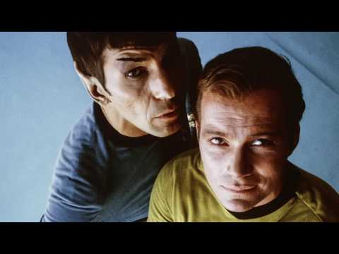 For the Love of Spock'