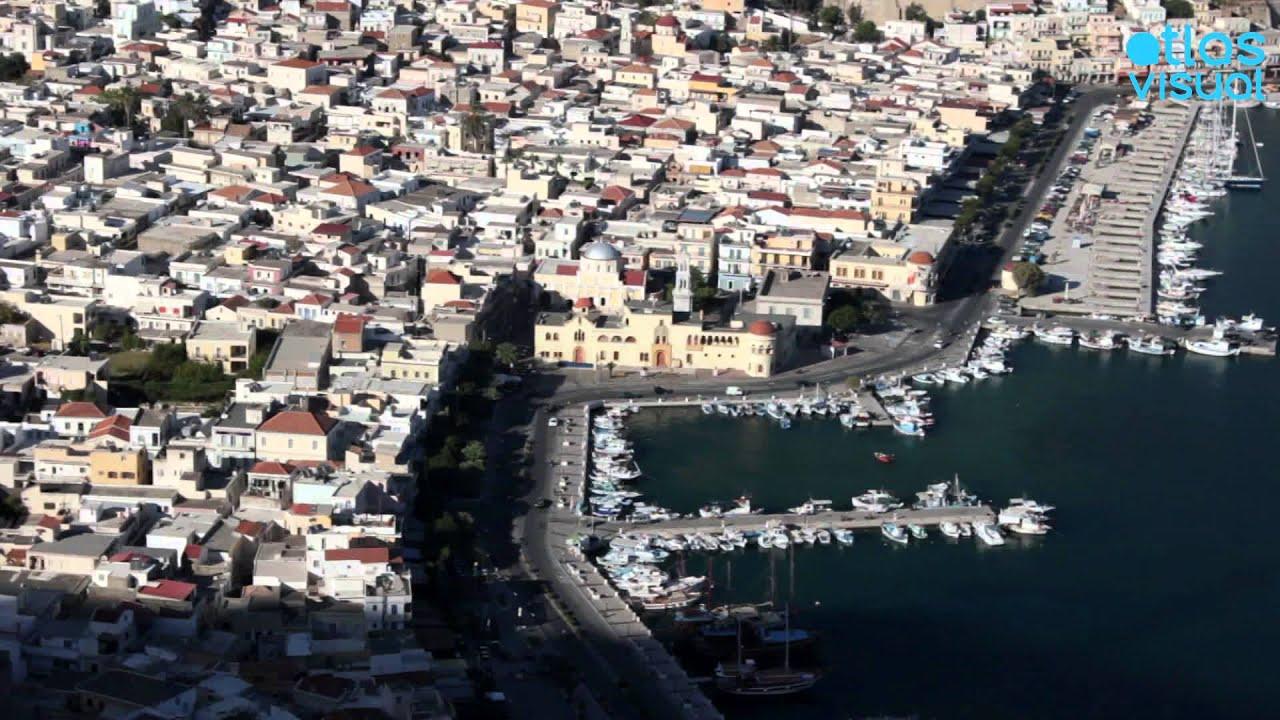 Kalymnos Town & Pothia