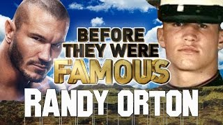RANDY ORTON - Before They Were Famous - WWE Bio