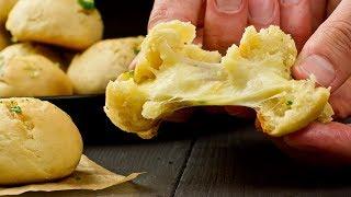 Чесночные БОМБОЧКИ с сыром – попробуй СДЕРЖАТЬ СЛЮНУ!