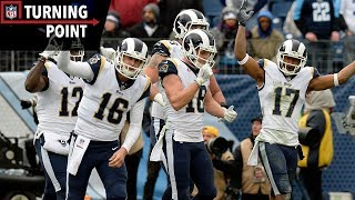 Rams' Young Stars Continue to Come Up Big Against Titans (Week 16) | NFL Turning Point