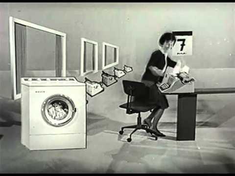 1967 Gründung der Bosch Siemens Hausgeräte GmbH