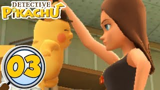 "Detective Pikachu - ""Find The Necklace"" SOLVED! 