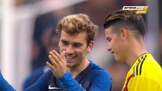 James Rodriguez vs France (AWAY) HD 23/03/2018 by JamesR10™