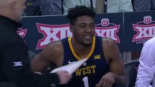 NCAAB 03 1 2019 Big 12 Tournament West Virginia vs Oklahoma 720p60
