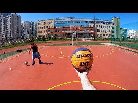BASKETBALL FIRST PERSON   Баскетбол от первого лица