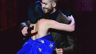DUA LIPA AND CALVIN HARRIS RECEIVED BRITISH SINGLE OF THE YEAR 2019