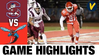SC State vs Delaware State Highlights | FCS 2021 Spring College Football Highlights