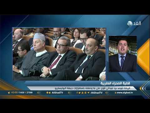 قناة عربية تعلنها صراحة بعد رد المغرب على البوليساريو