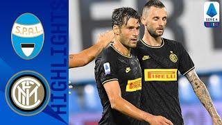 Spal 0-4 Inter   Alexis Sanchez Scores as Inter cruise to a 4-0 Triumph   Serie A TIM