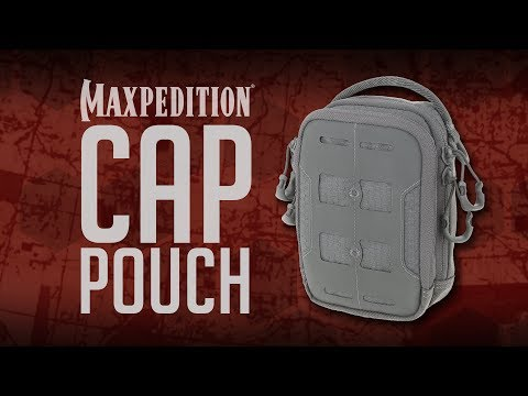 MAXPEDITION Advanced Gear Research CAP Compact Admin Pouch