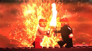 This is Star Wars After All - LEGO George Lucas - PARODY