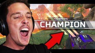 MY FIRST WIN! - APEX: LEGENDS