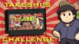 Takeshi's Challenge - JonTron