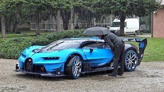 Bugatti's Most Extreme Car!