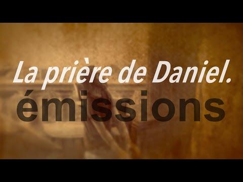 La prière de Daniel