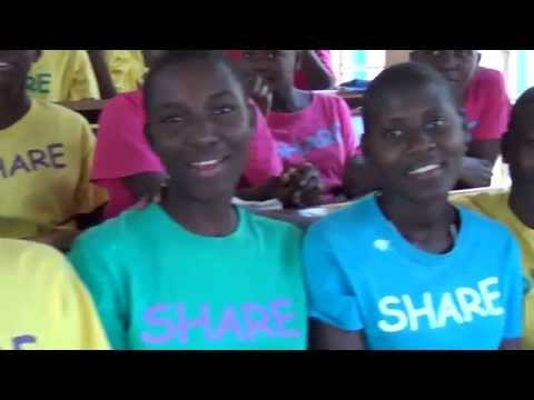 "SHARE girls: ""Every child deserves to be safe at school"""