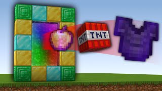 Minecraft, But You Can Upgrade Portals...