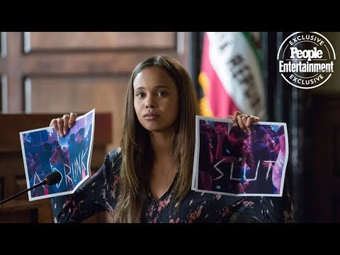 13 Reasons Why Season 2 Gives First Look at INTENSE Trial Scenes